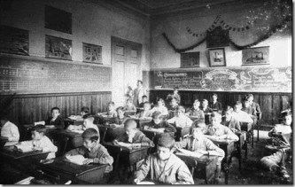 sala-de-aula-antigamente